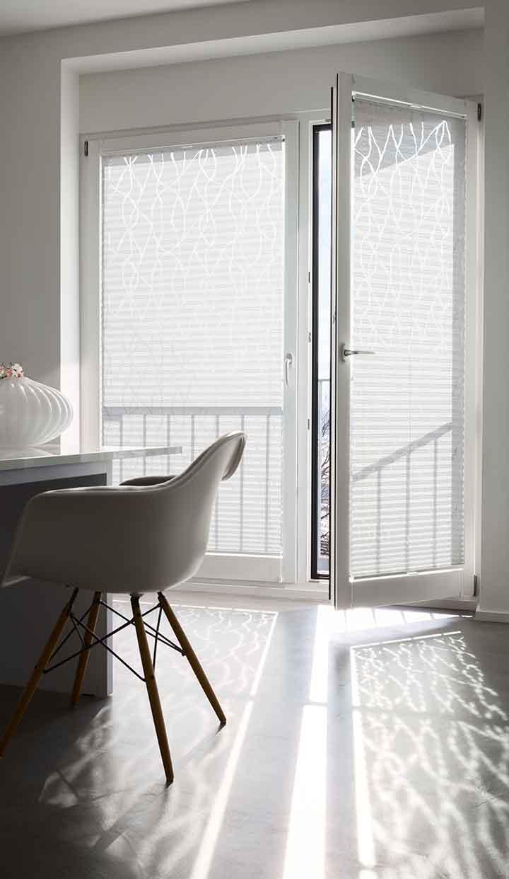 Plissees - Für nahezu jedes Fenster geeignet