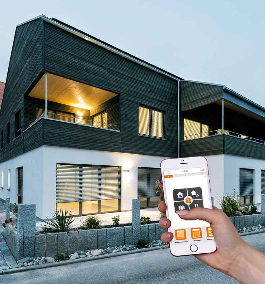 Smart Home - Eine Steuerung für das gesamte Haus
