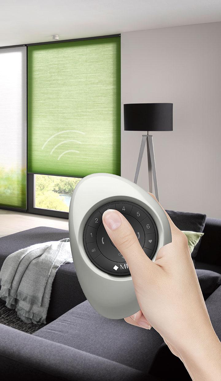 Funksteuerung - Smart Home Steuerung vom Handy aus