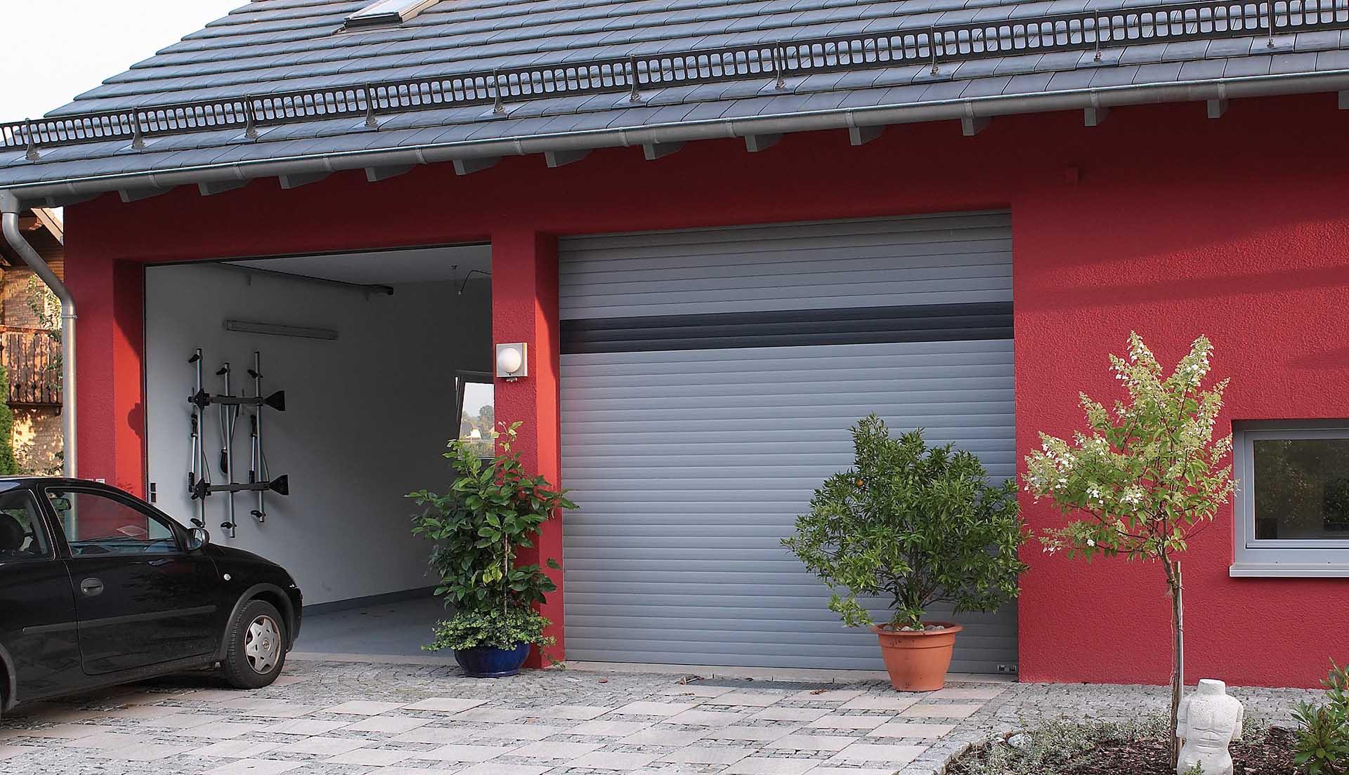 Garagentore - Automatische, komfortable und sichere Tore