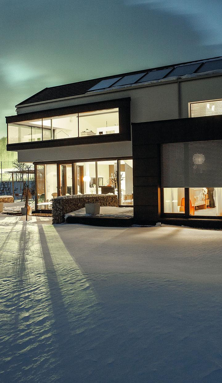 Glasfronten - Für mehr Licht in Ihrem Zuhause