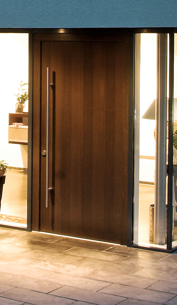 Haustüren - Sicherheit und Design in einem
